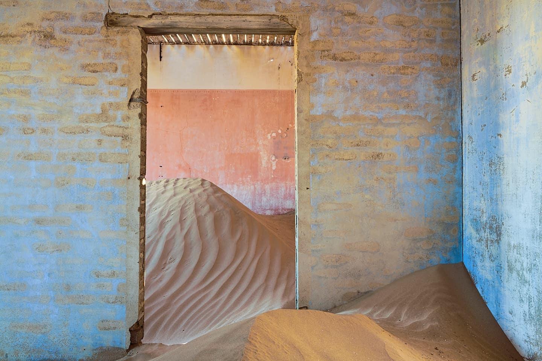 Indoor Sand-Dune