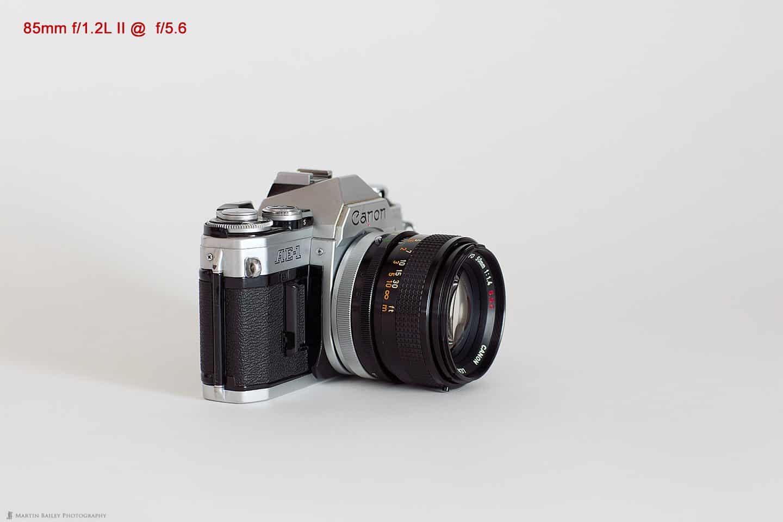 Shot with 85mm f/1.2L II Lens @ f/5.6