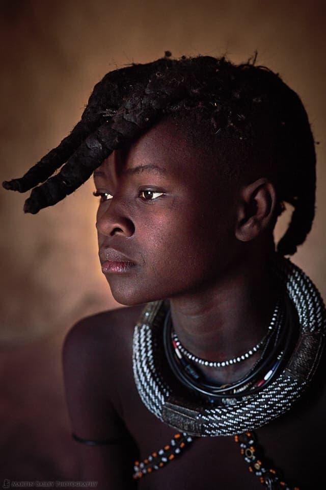 Himba Girl Profile