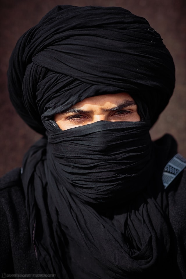Moroccan Nomad