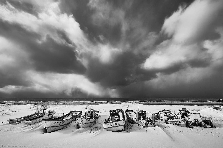 Boat Graveyard 2019