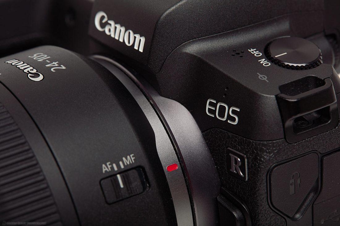 Canon EOS R RF Mount