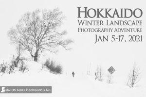 Hokkaido Winter Landscape Photography Adventure Tour & Workshop 2021
