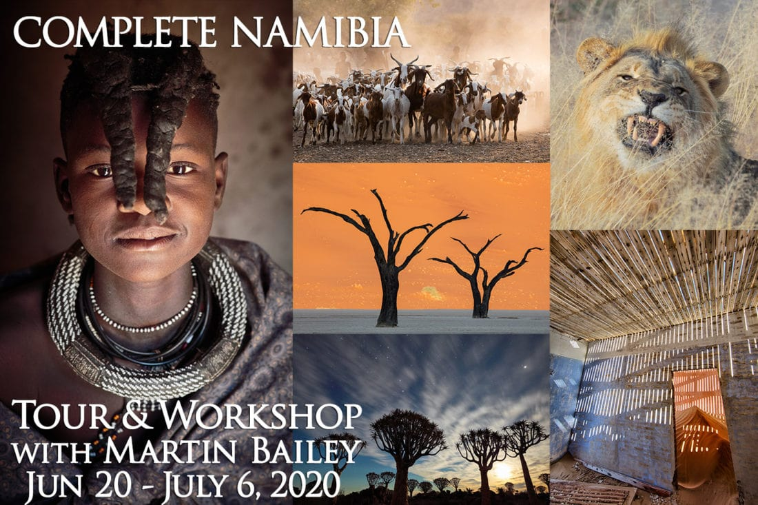 Complete Namibia Tour - June 20 - July 6, 2020