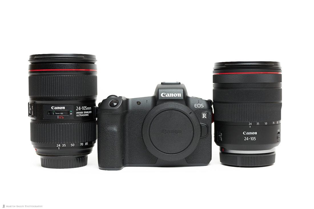 Canon 24-105mm Shootout