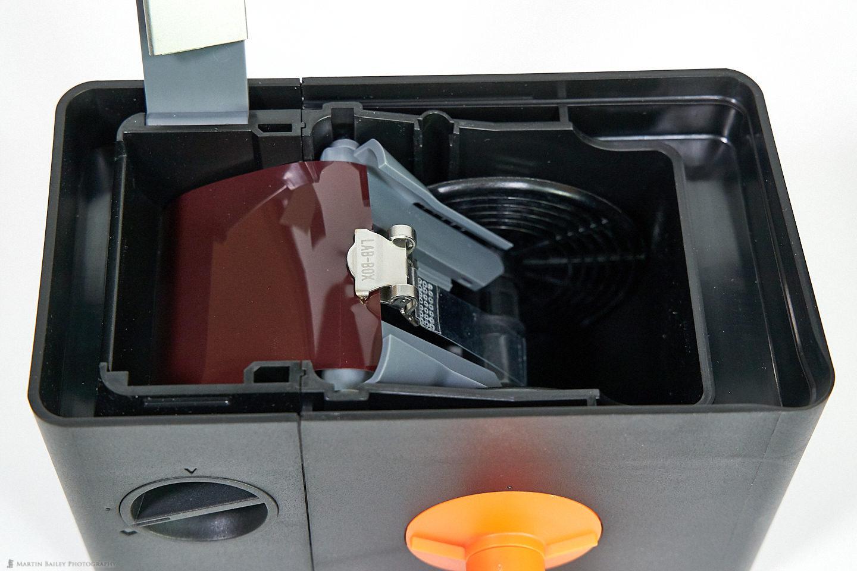 LAB-BOX Attach Film Clip