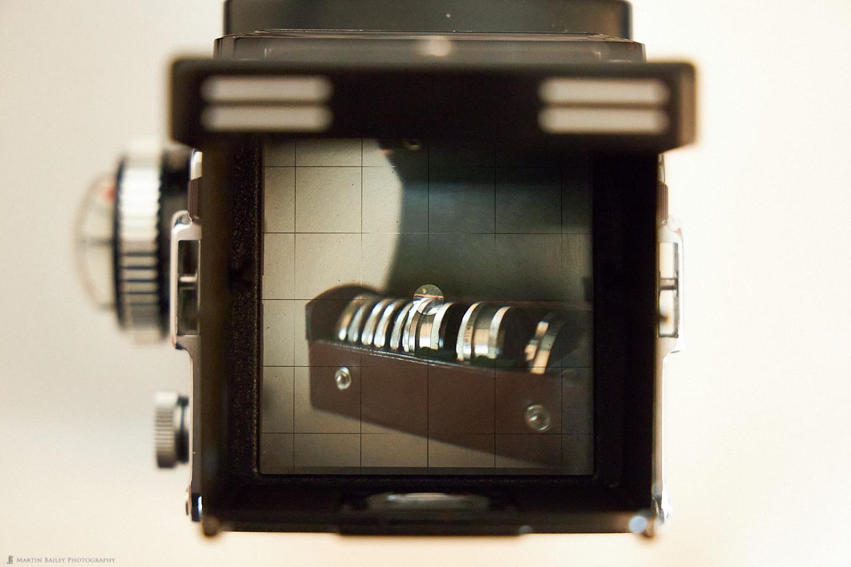 The Rolleiflex 3.5F Viewfinder