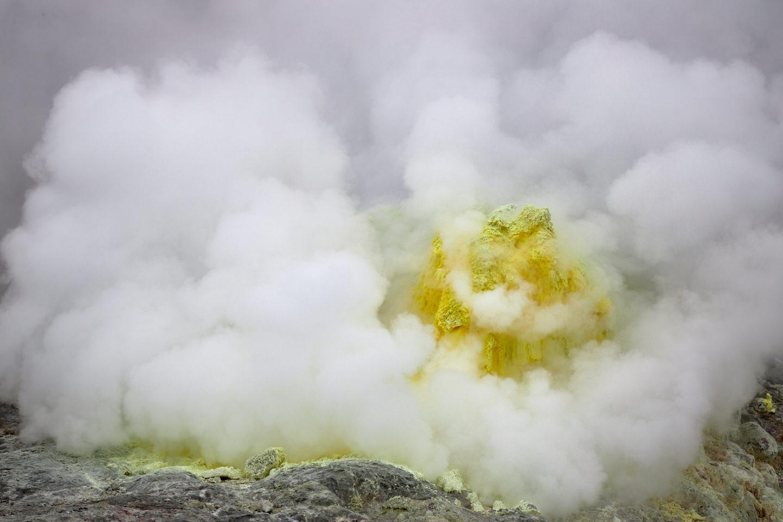 Sulphur Mountain Fumarole