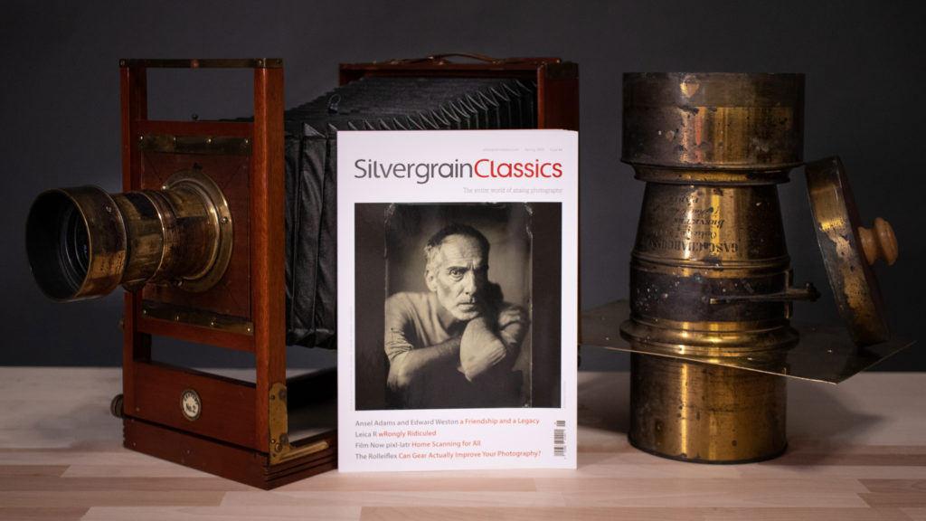 Silvergrain Classics magazine cover