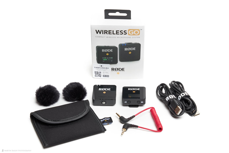 RØDE Wireless Go Mic System