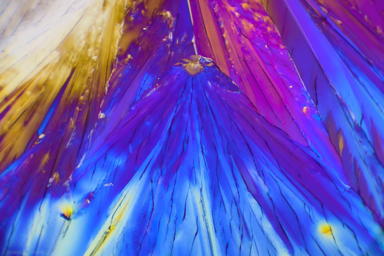 Blue Fuji (Citric Acid Crystals 100X 7 Frames)